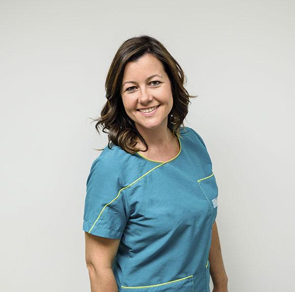 Natalia Arribas Higienista
