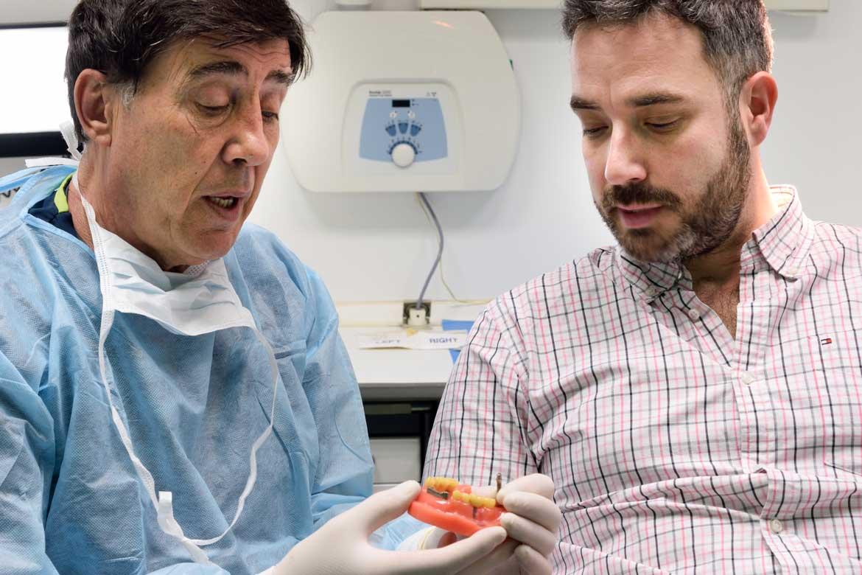 implantes dentales consulta